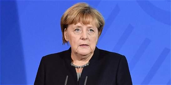 Merkel podría ser la líder del mundo libre tras la victoria de Trump