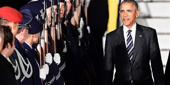 Obama pide en Europa corregir el ritmo de la globalización