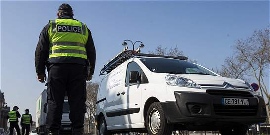 Policía francesa frustra un nuevo atentado y detiene a siete personas