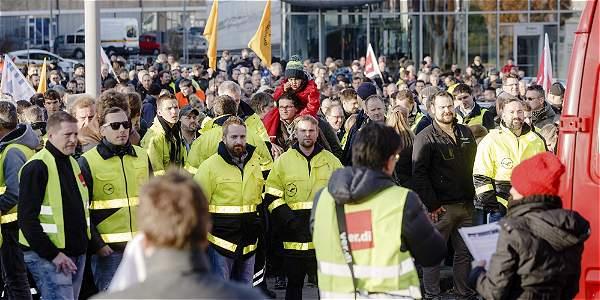 Lufthansa: fracasa último intento por evitar huelga indefinida