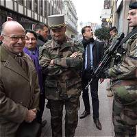 Francia aumentará alerta terrorista al máximo en fiestas de fin de año