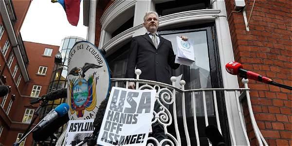El fundador de Wikileaks reclamó este jueves al Reino Unido y Suecia que lo dejen salir de la embajada ecuatoriana.
