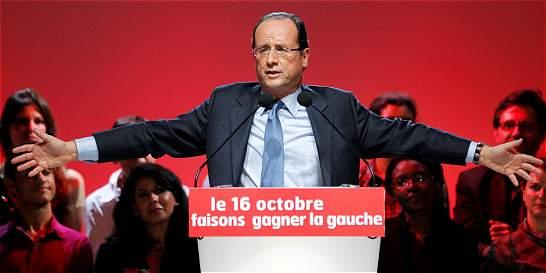 Hollande dice adiós a la posibilidad de un nuevo mandato