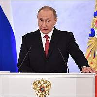 Putin, el hombre más poderoso del mundo según Forbes