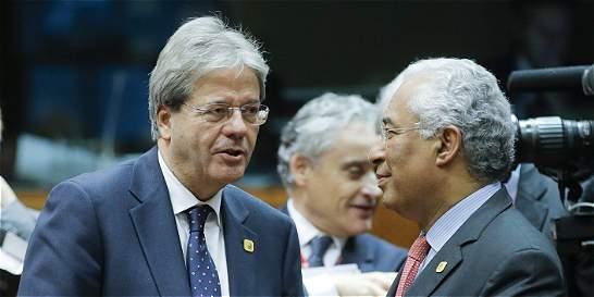 Sin grandes apoyos, nuevo premier italiano cierra fase de investidura