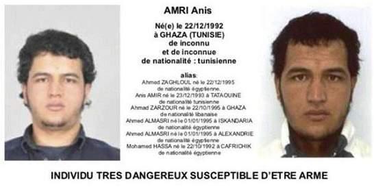 Detenido en Túnez el sobrino del presunto autor de atentado de Berlín