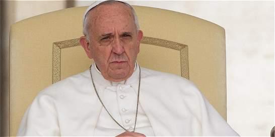 Papa Francisco dice que la Navidad es 'rehén' del materialismo