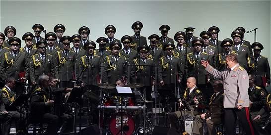 El Coro del Ejército Rojo, un símbolo de Rusia en el mundo