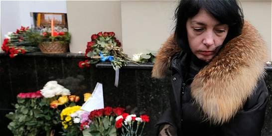 Descartado terrorismo en accidente de avión ruso