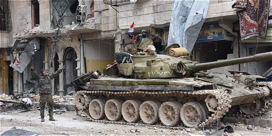 CPI, maniatada para juzgar crímenes de guerra en Siria