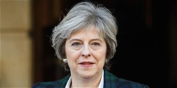 Theresa May declara la estrategia de Brexit del Reino Unido