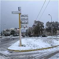 En estos lugares de España está nevando luego de 30 años