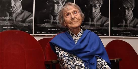 Muere, a los 106 años, la secretaria del jerarca nazi Joseph Goebbels