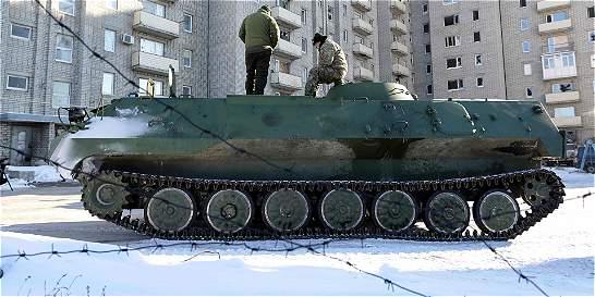Hubo violación 'flagrante' del cese el fuego en Ucrania, dice la UE