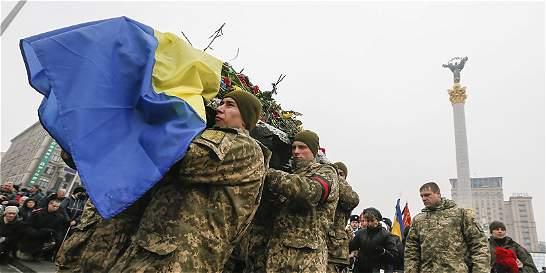 Ucranianos y prorrusos se acusan por recrudecimiento de hostilidades