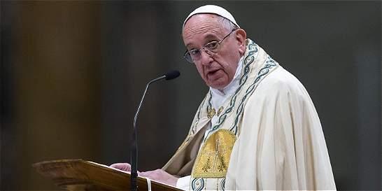 El papa Francisco admite que 'hay corrupción' en el Vaticano