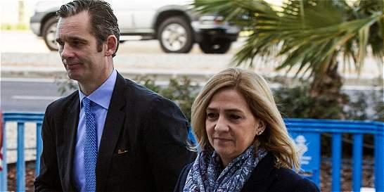 Cuñado del rey de España pagará seis años de cárcel