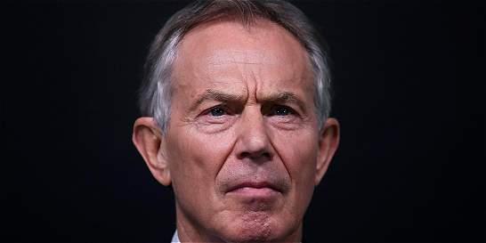 Tony Blair dice que el 'brexit' es una amenaza para Reino Unido