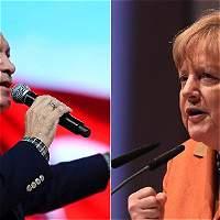 Alemania, enfurecida por palabras de Erdogan sobre 'prácticas nazis'