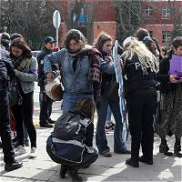 Tragedia en la celebración del Día de la Mujer en Ankara, Turquía