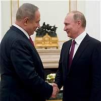 Putin insta a Netanyahu a olvidar el pasado de sus relaciones con Irán
