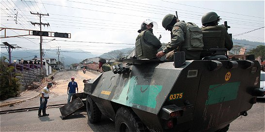 El estado venezolano de Táchira explota contra Maduro