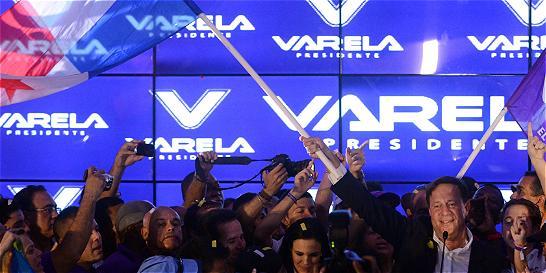 Panamá eligió al opositor Juan Carlos Varela como presidente