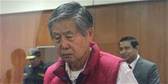 Expresidente Fujimori se encuentra estable tras evaluaciones médicas