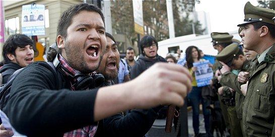 Cuarto indígena mapuche que entra en huelga de hambre en Chile