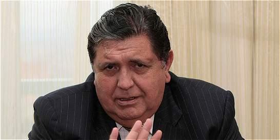 Congreso peruano aprueba acusación a Alan García por narcoindultos