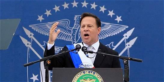 Varela promete una 'nueva era' en Panamá
