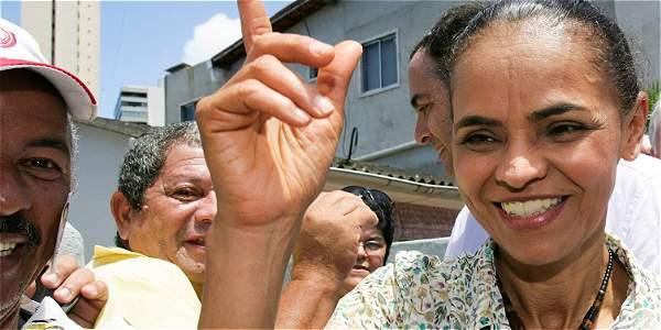 Marina Silva podría sacar a Dilma Roussef de la presidencia de Brasil
