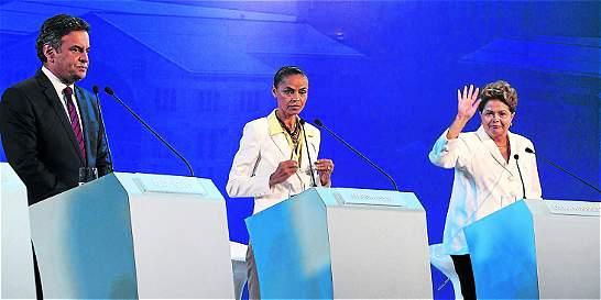 Candidatos en Brasil quieren los votos de la clase media