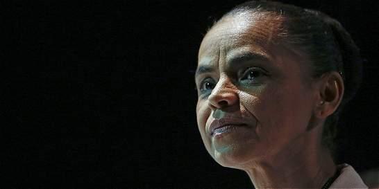 Marina Silva respaldó a Neves en balotaje contra presidenta Rousseff