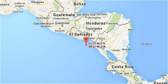 Terremoto de 7,3 grados en Centroamérica; un muerto en El Salvador