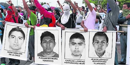 Carta abierta para condenar desaparición de estudiantes en México