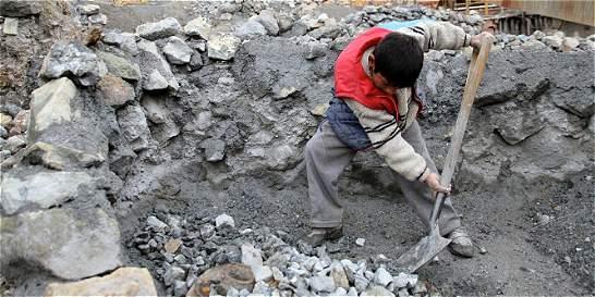 Bolivia, el único país en el mundo donde el trabajo infantil es legal