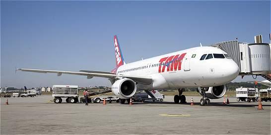 Aerolínea brasileña modifica vuelo por premonición de accidente