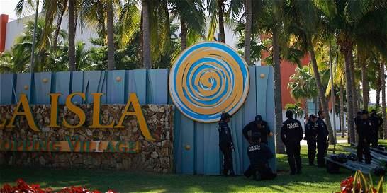 Policía federal y Ejército se toman Acapulco