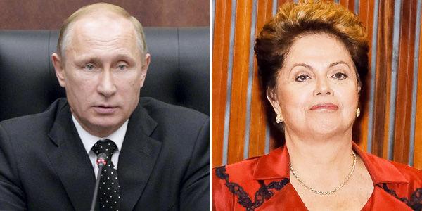 El mandatario ruso, Vladimir Putin, fue electo como personaje del 2014 y la presidenta brasileña, Dilma Rousseff, el personaje latinoamericano del año.