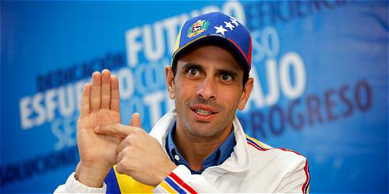 'Huele a devaluación en Venezuela': Capriles