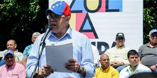 Oposición venezolana anuncia marchas 'contra el hambre'