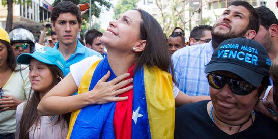 'Es claro que el modelo chavista fracasó': María Corina Machado