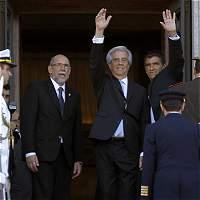 Tabaré Vásquez asumió la presidencia de Uruguay hasta el 2020