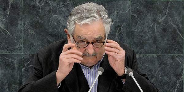 José 'Pepe' Mujica, expresidente de Uruguay.