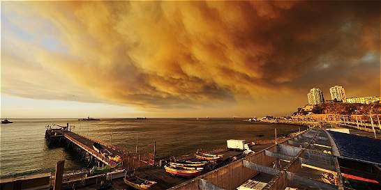 Incendio forestal en Chile deja primera víctima mortal