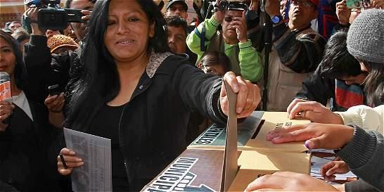 La Paz y El Alto, municipios que perdió Evo en elecciones regionales