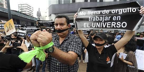 Ecuador rechaza pronunciamiento de la SIP sobre libertad de expresión