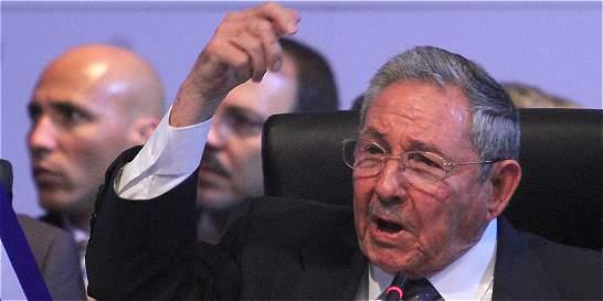 'Ya era hora de que yo hablara aquí a nombre de Cuba': Raúl Castro