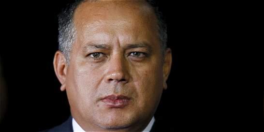 Diosdado Cabello envió droga a Europa vía España, insiste diario 'ABC'